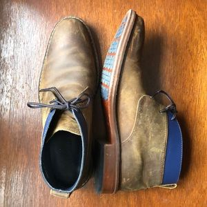 Cole Haan 'Colton' Leather Chukka Boot. SZ 9 1/2